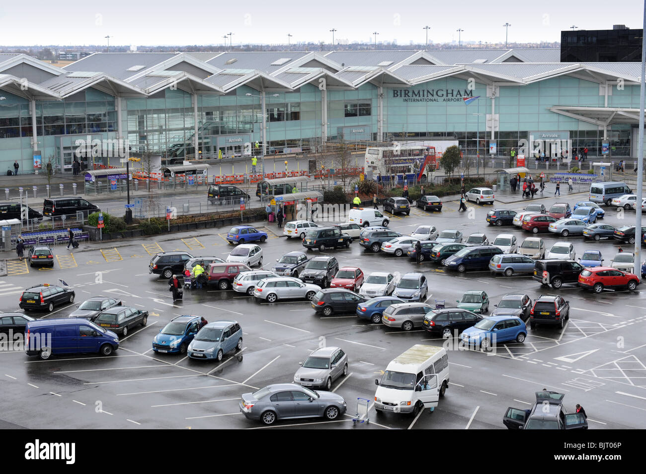 Birmingham Short Stay Car Park