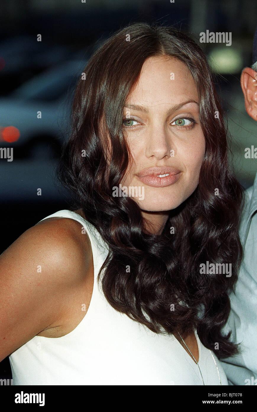 "Angelina Jolie Original Sin angelina jolie ""original sin"" film premiere hollywood los"