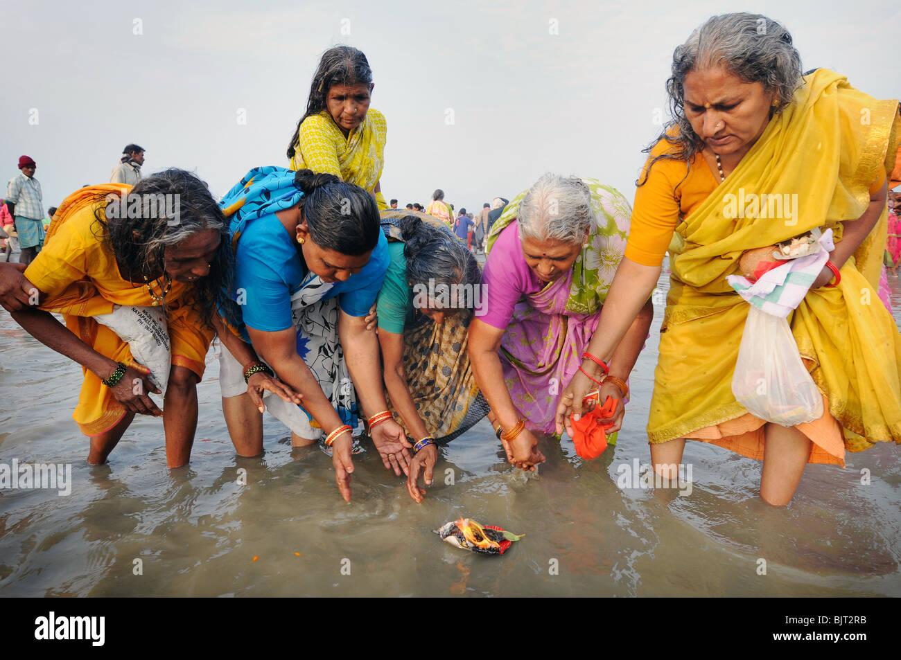 Ganga Sagar Festival in India 18