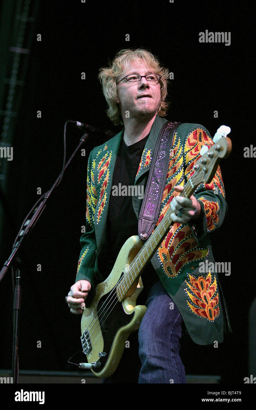 R M Richards Misses Estelle S Dressy Dresses In: MIKE MILLS R.E.M CONCERT HULL KC STADIUM 05 July 2005