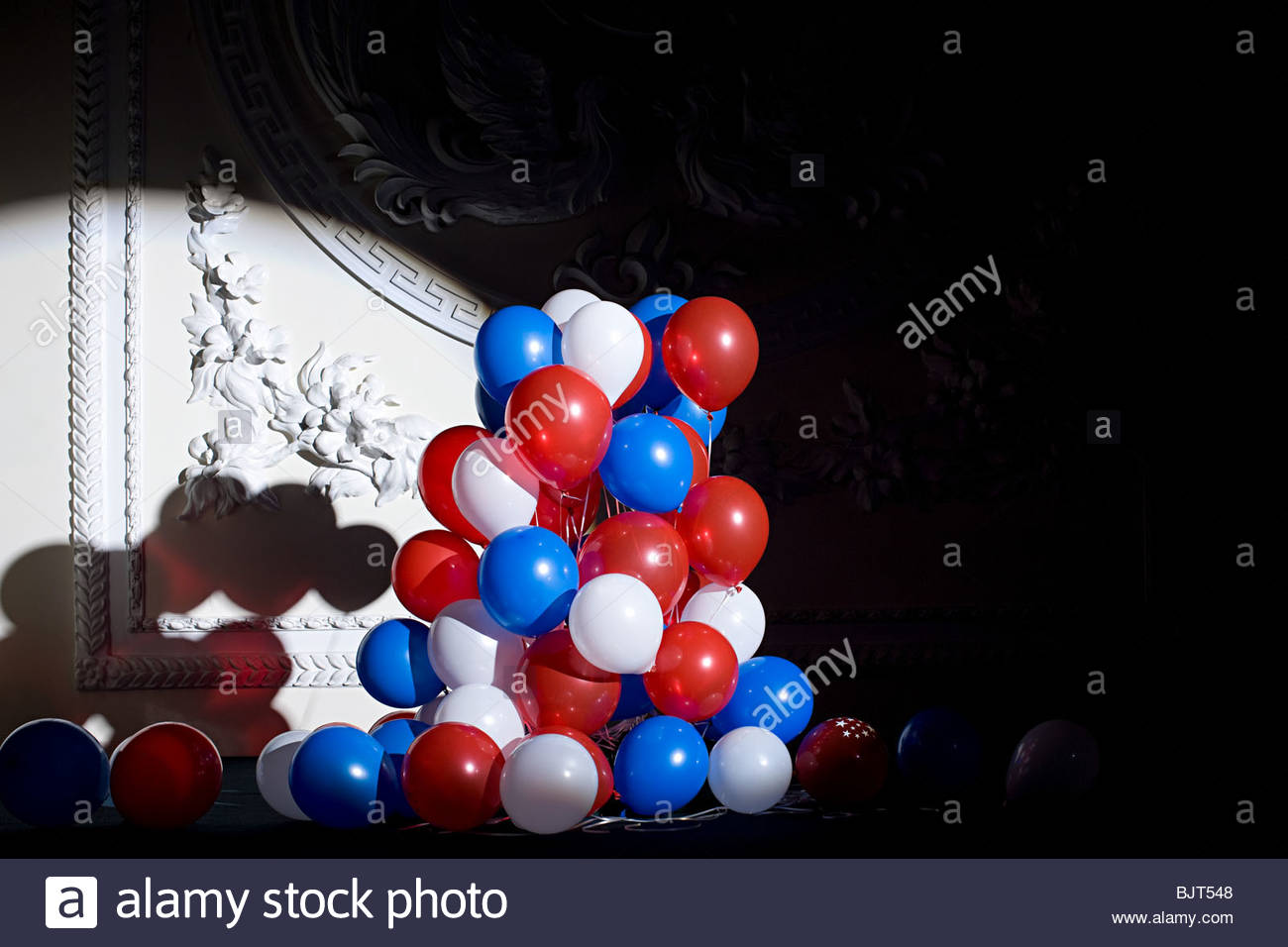 Balloons - Stock Image