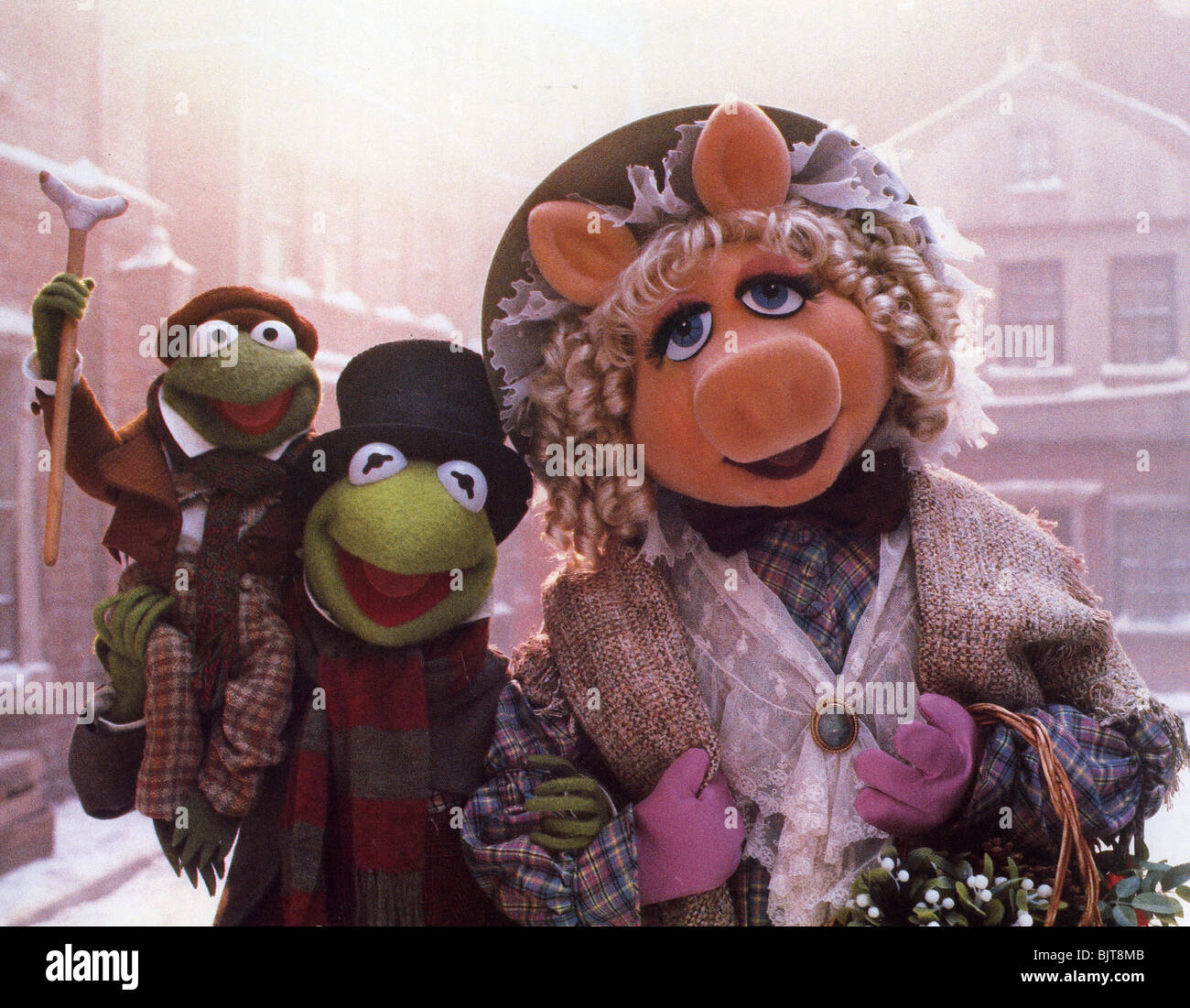 The Muppet Christmas Carol: Muppet Stock Photos & Muppet Stock Images