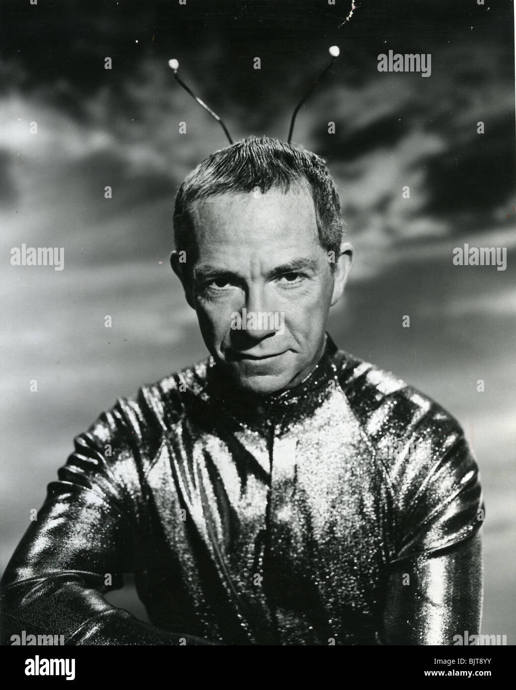 MY FAVOURITE MARTIAN  - CBS TV series (1963-66) with Ray Walston as the Martian - Stock Image