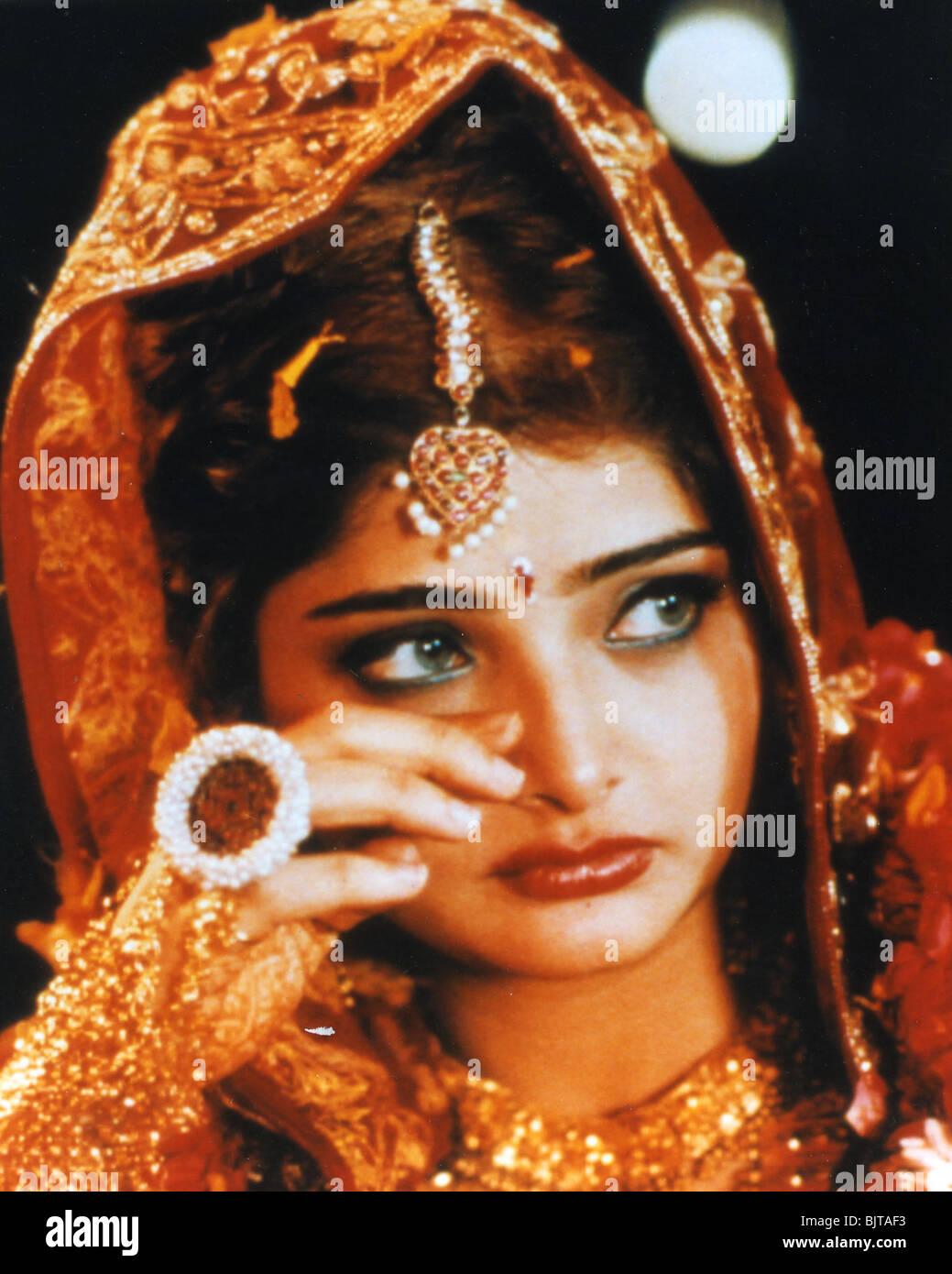MONSOON WEDDING  - 2001 Film4 production with Vasundhara Das as Aditi Verma - Stock Image