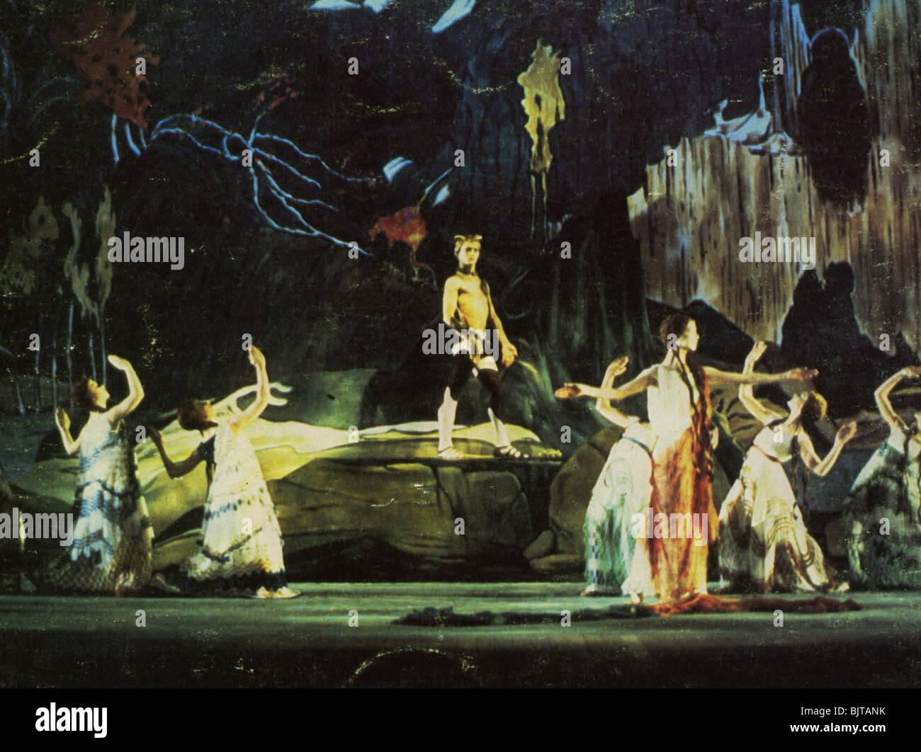 NIJINSKY - 1980 Paramount film - Stock Image