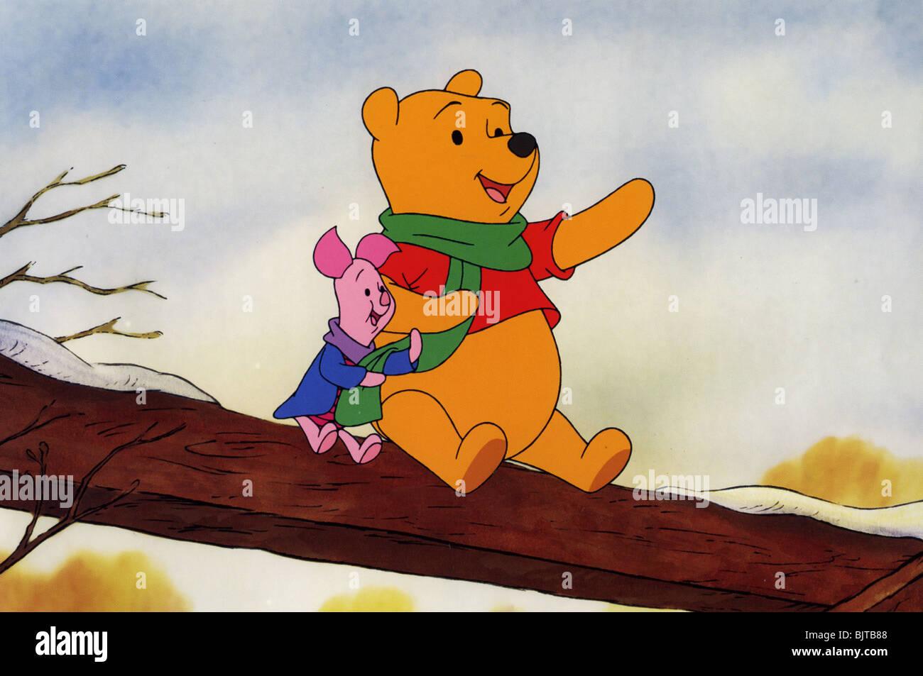 PIGLET'S BIG MOVIE - 2003 Buena Vista/Walt Disney cartoon - Stock Image