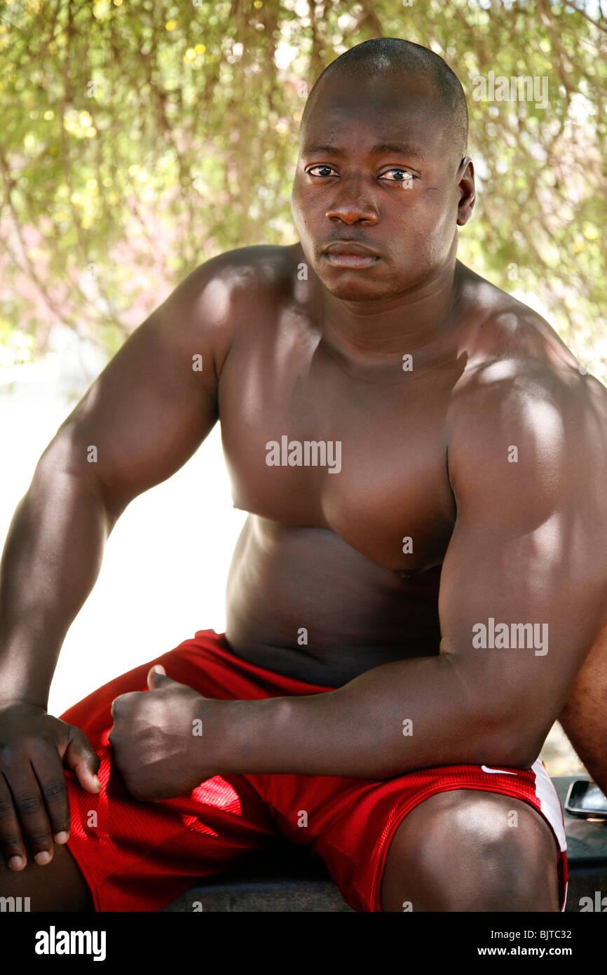 Angolan men