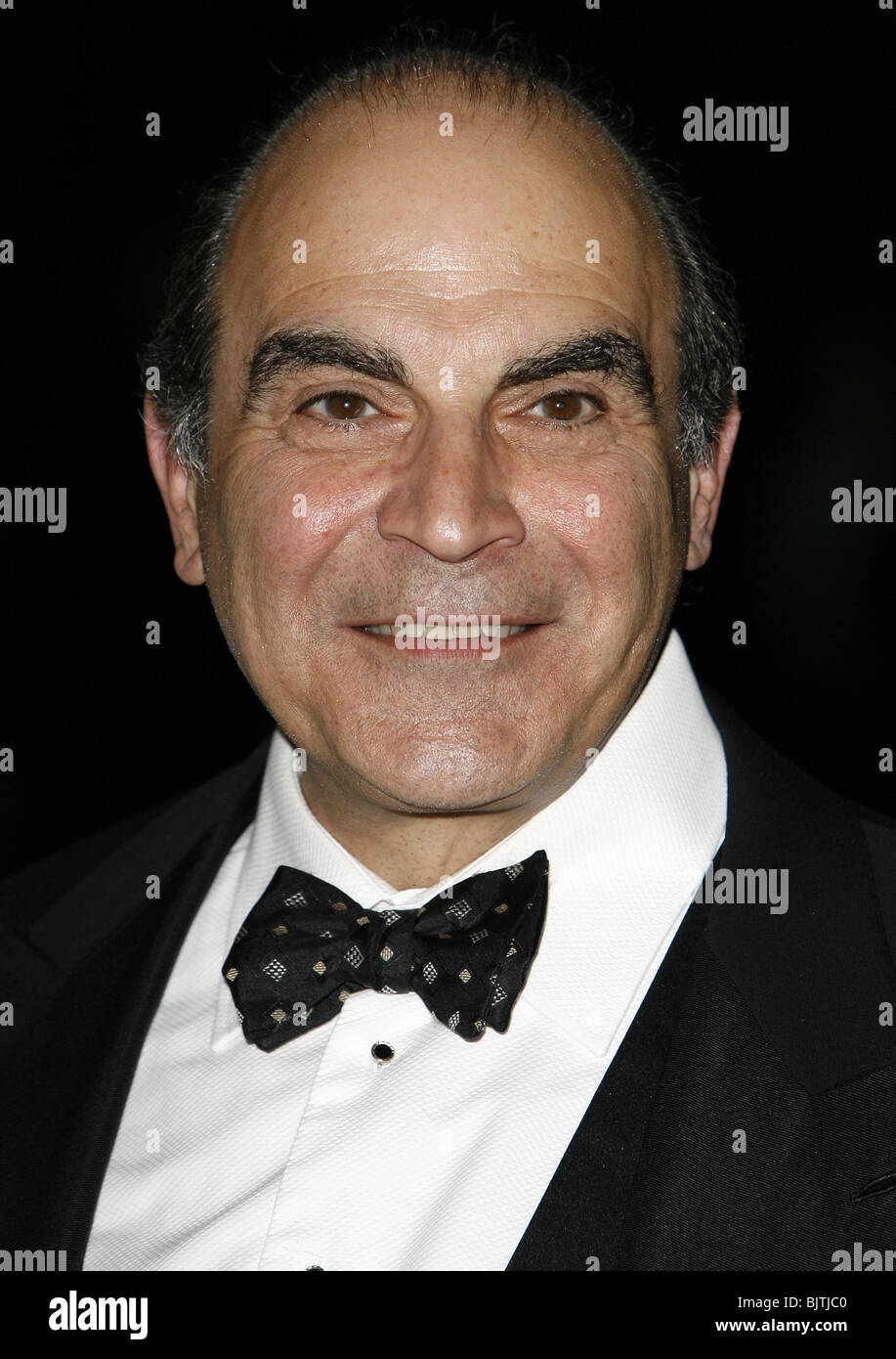 DAVID SUCHET THE LAST KING OF SCOTLAND UK PREMIER THE ODEON LEICESTER SQUARE LONDON 18 October 2006 - Stock Image