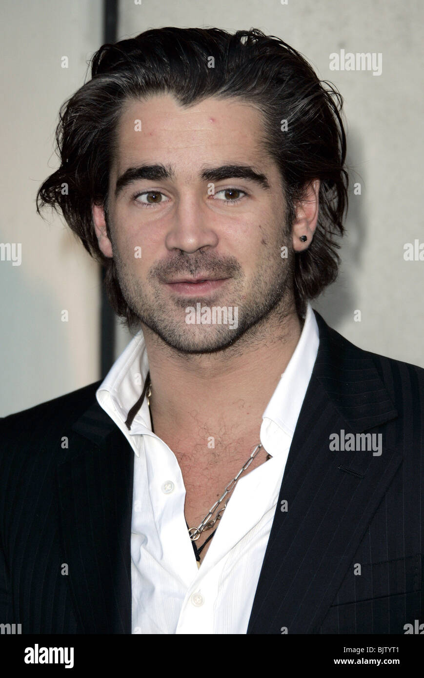 Colin Farrell Colin Farrell Alexander Store Barney S Of New York Stock Photo Alamy