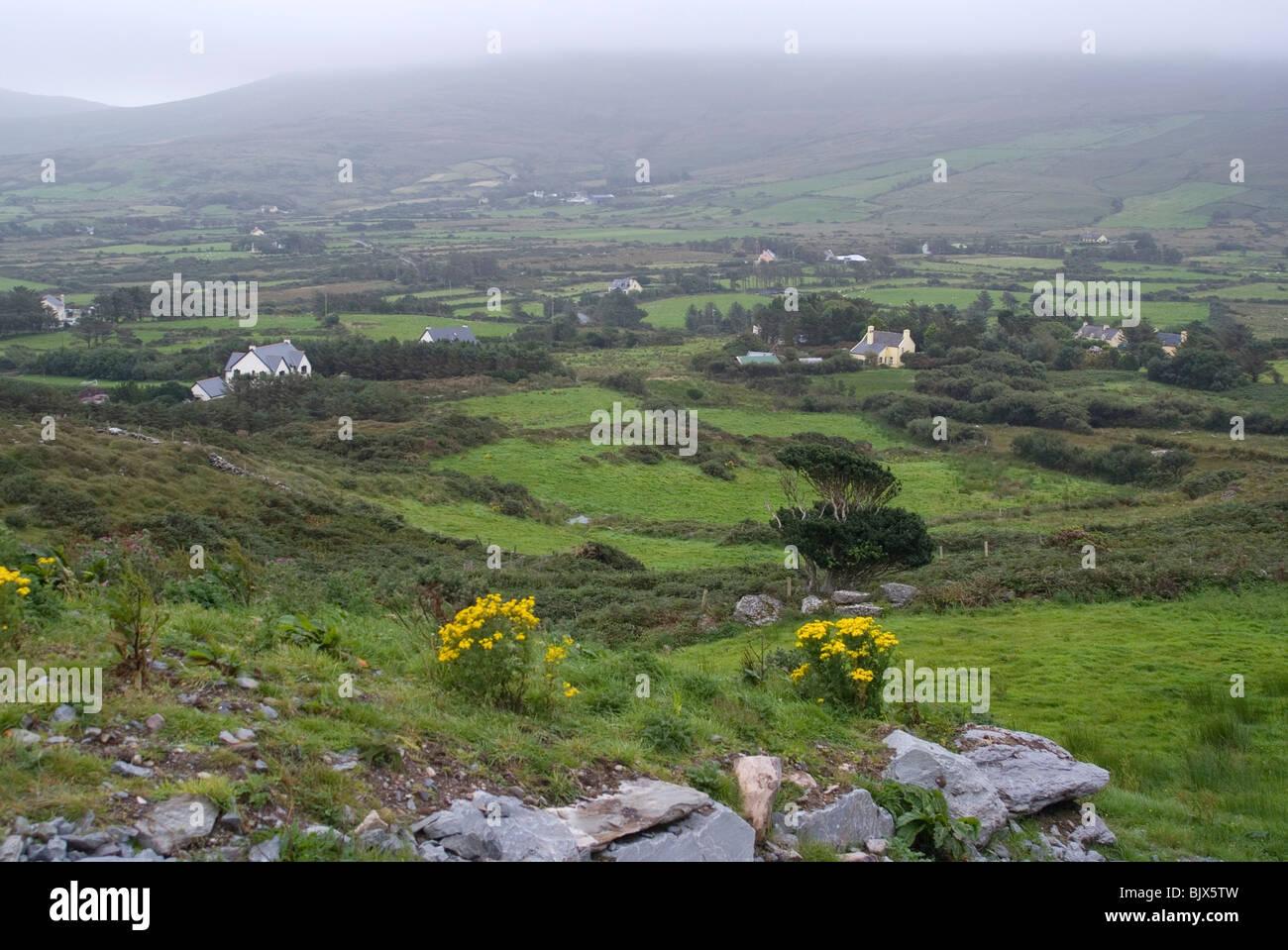 Beara Peninsula, West Cork, Ireland - Stock Image