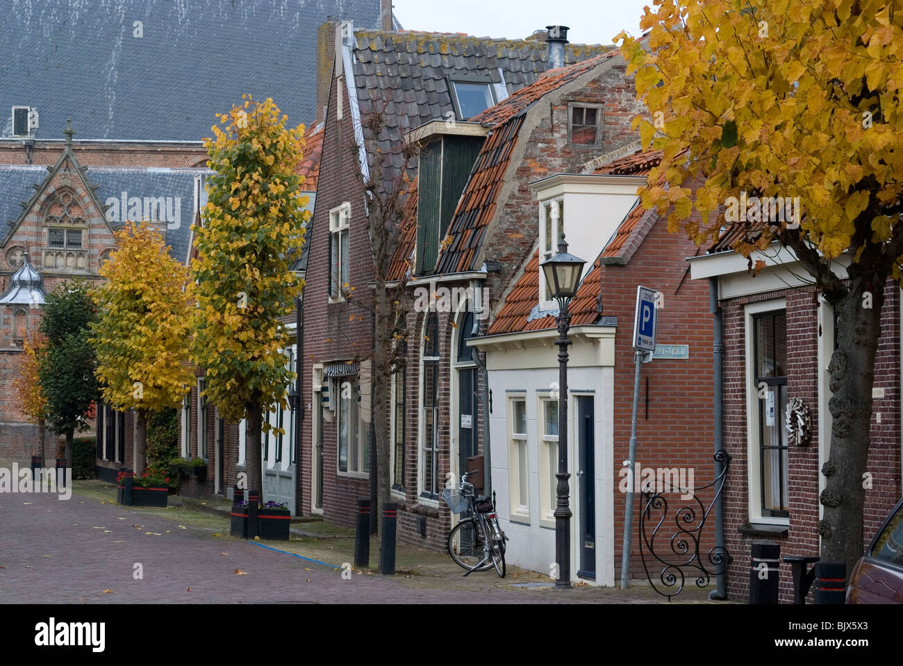 Edam, Netherlands - Stock Image