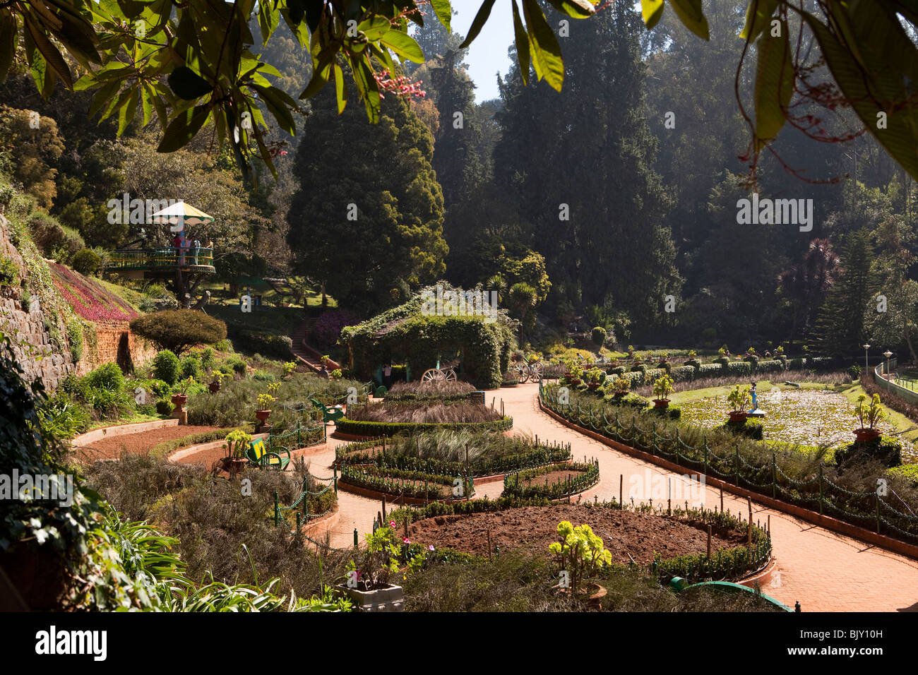 Indian Botanical Gardens Stock Photos & Indian Botanical Gardens ...