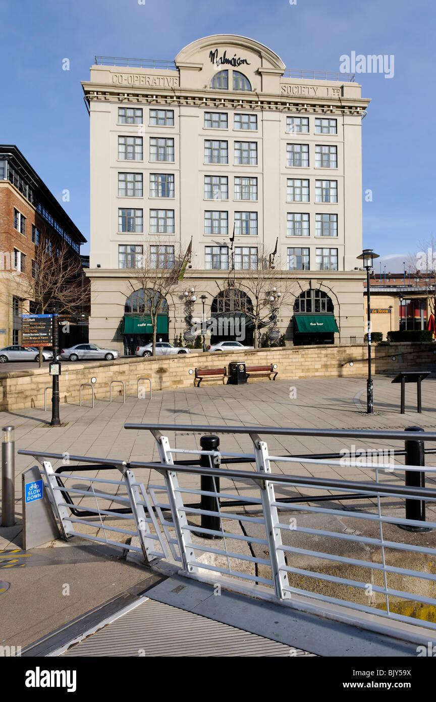 Malmaison Newcastle Stock Photos & Malmaison Newcastle Stock