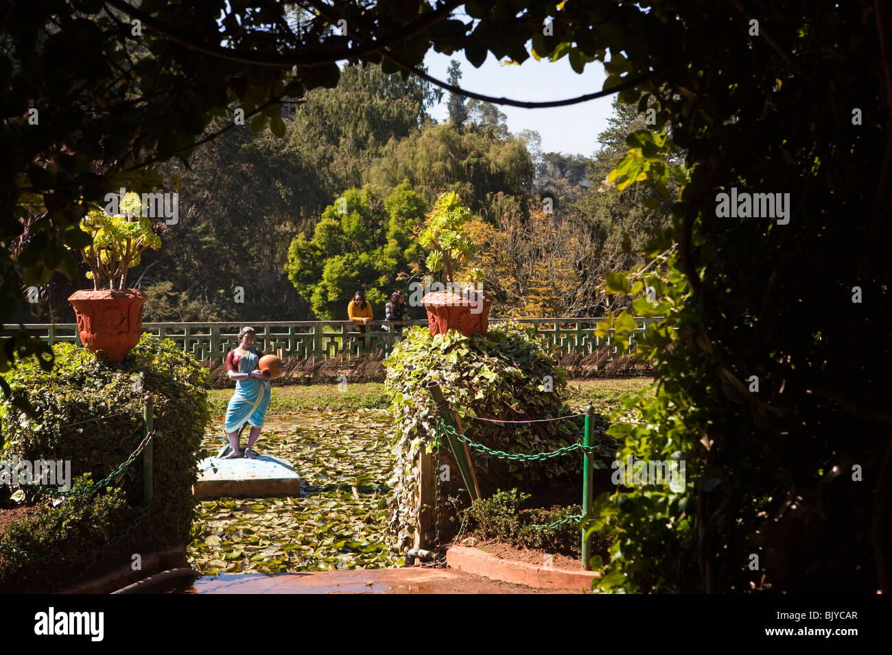Indian Botanical Garden Stock Photos & Indian Botanical Garden Stock ...