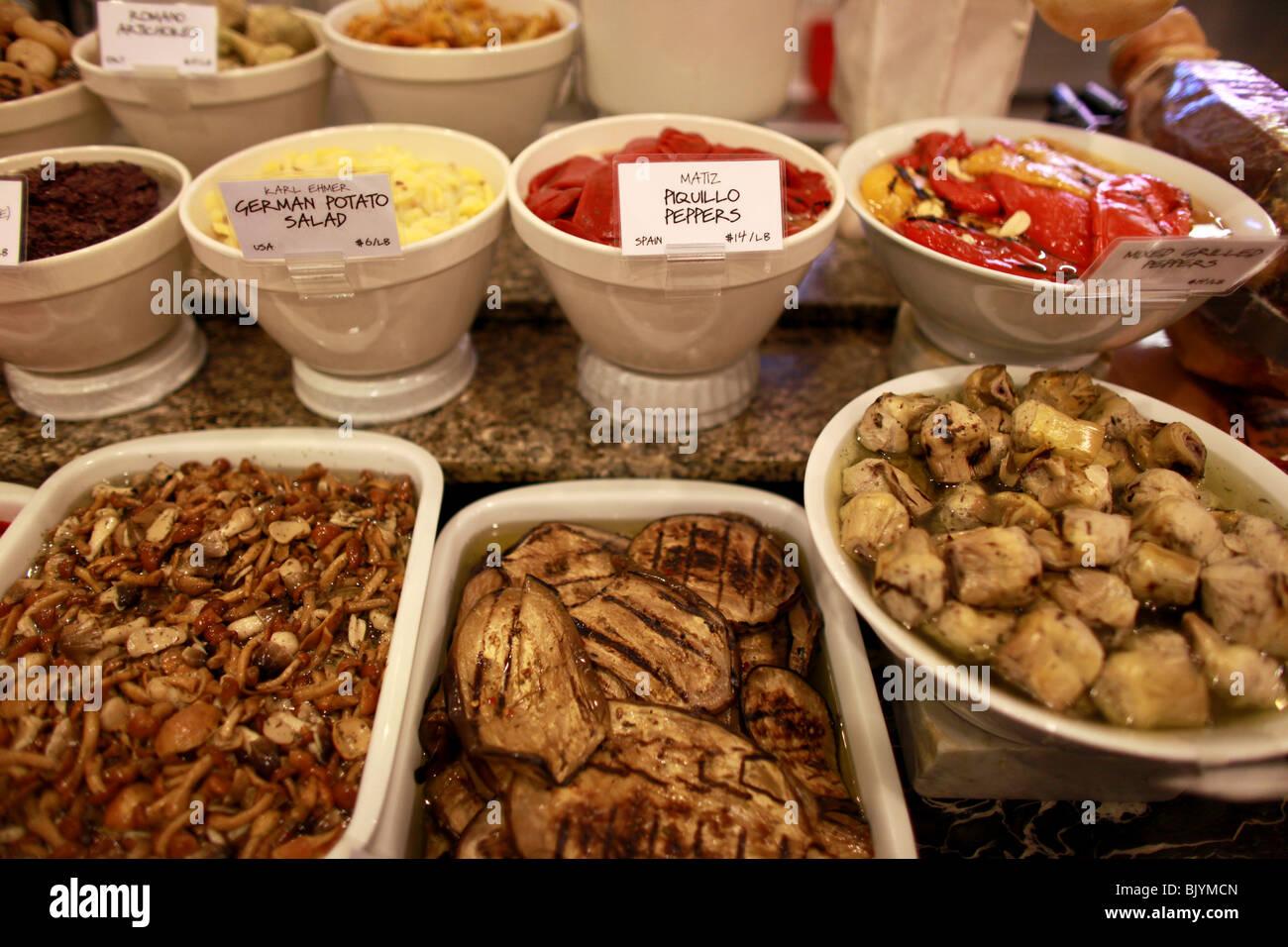 Gourmet Food Store New York
