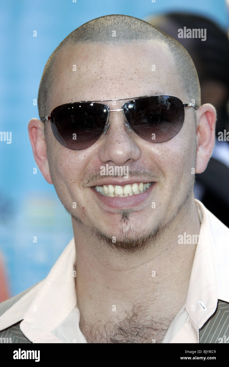 PITBULL BET AWARDS 2005 KODAK THEATRE HOLLYWOOD LA USA 28 June 2005 - Stock Image