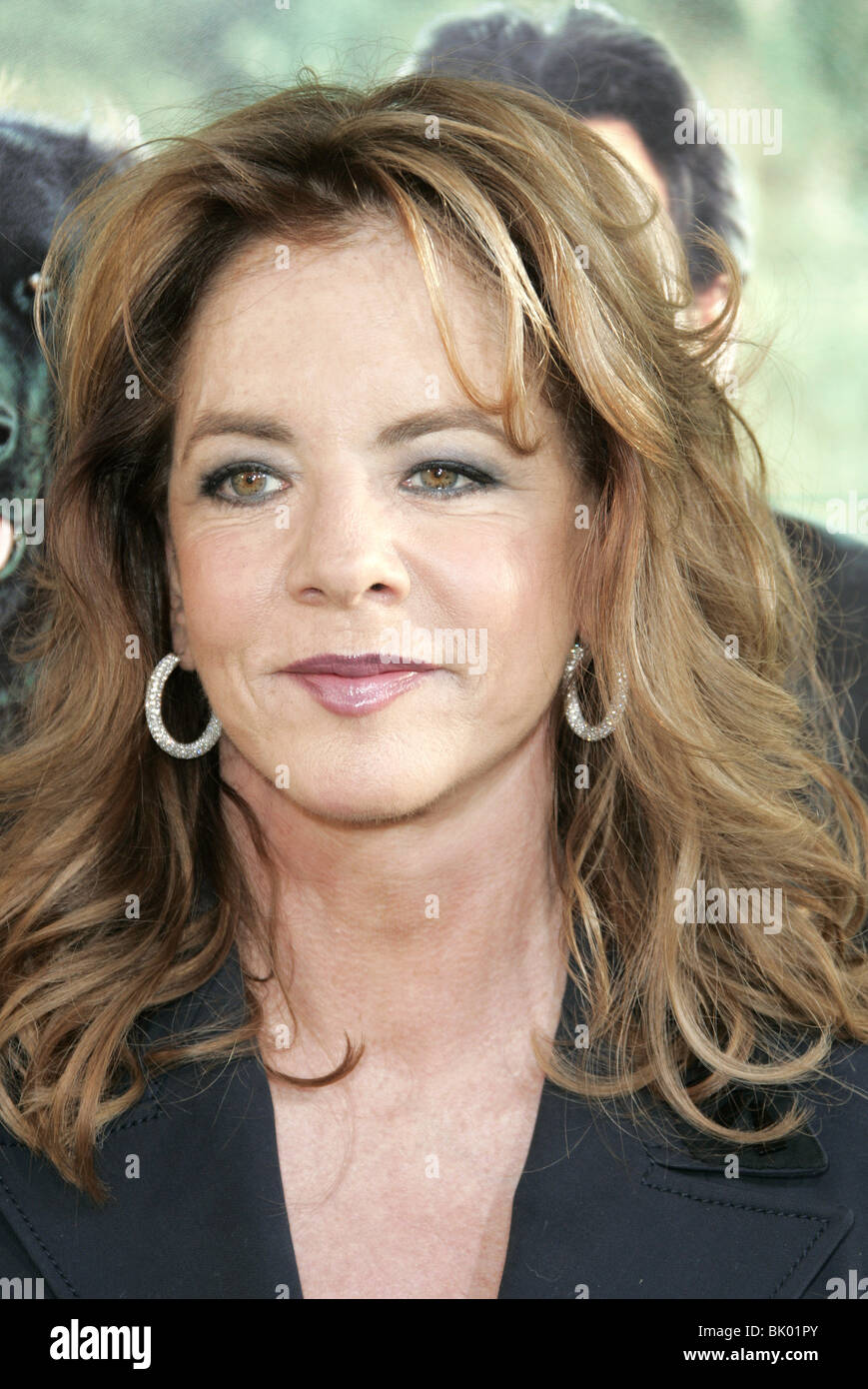STOCKARD CHANNING MUST LOVE DOGS FILM PREMIERE CINERAMA DOME HOLLYWOOD LOS ANGELES USA 21 July 2005 - Stock Image