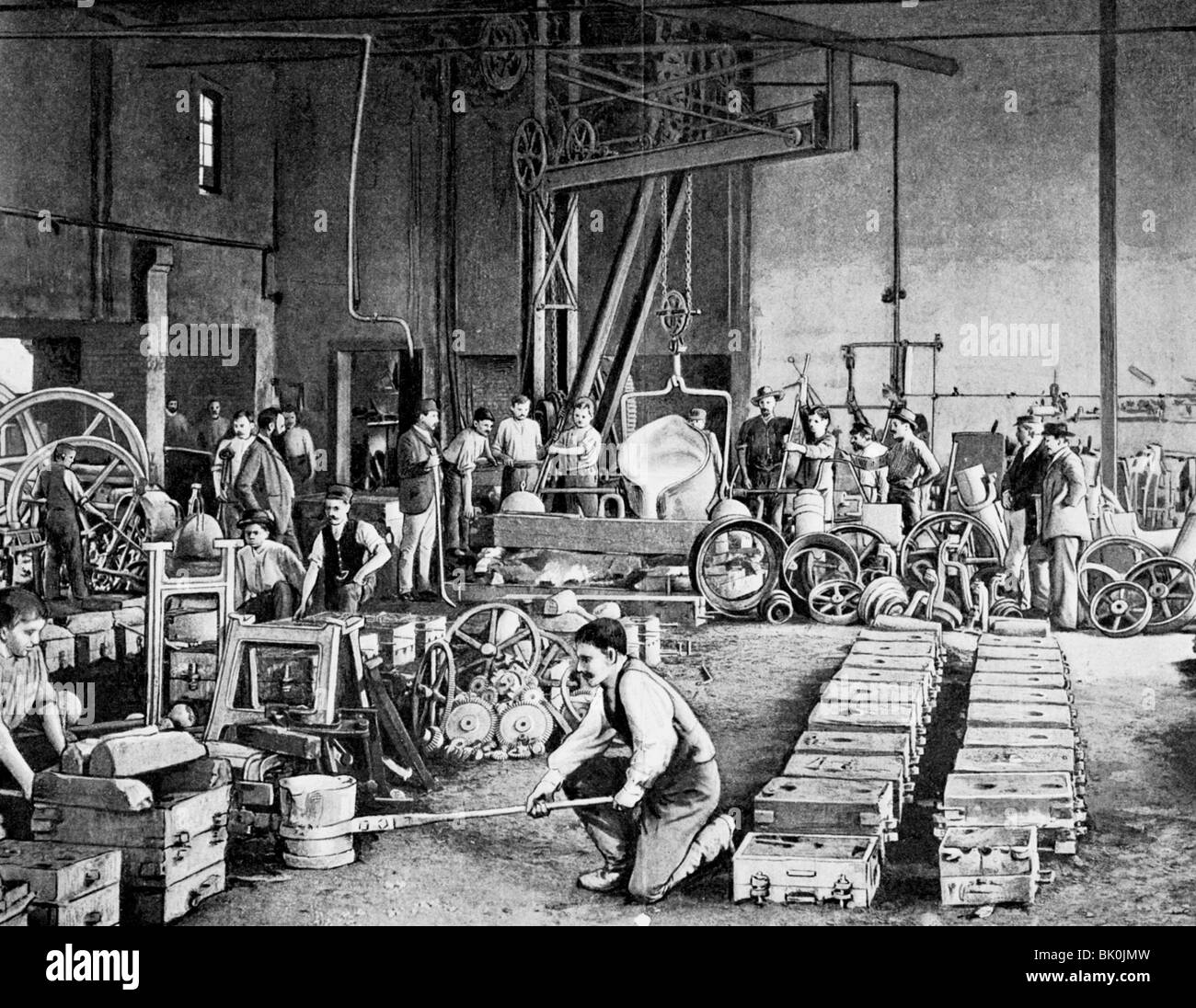 mechanical engineering history Mechanical engineering was one of the three engineering concentrations first offered at hopkins in the early 1900s since that time, the department's contributions to engineering education and.