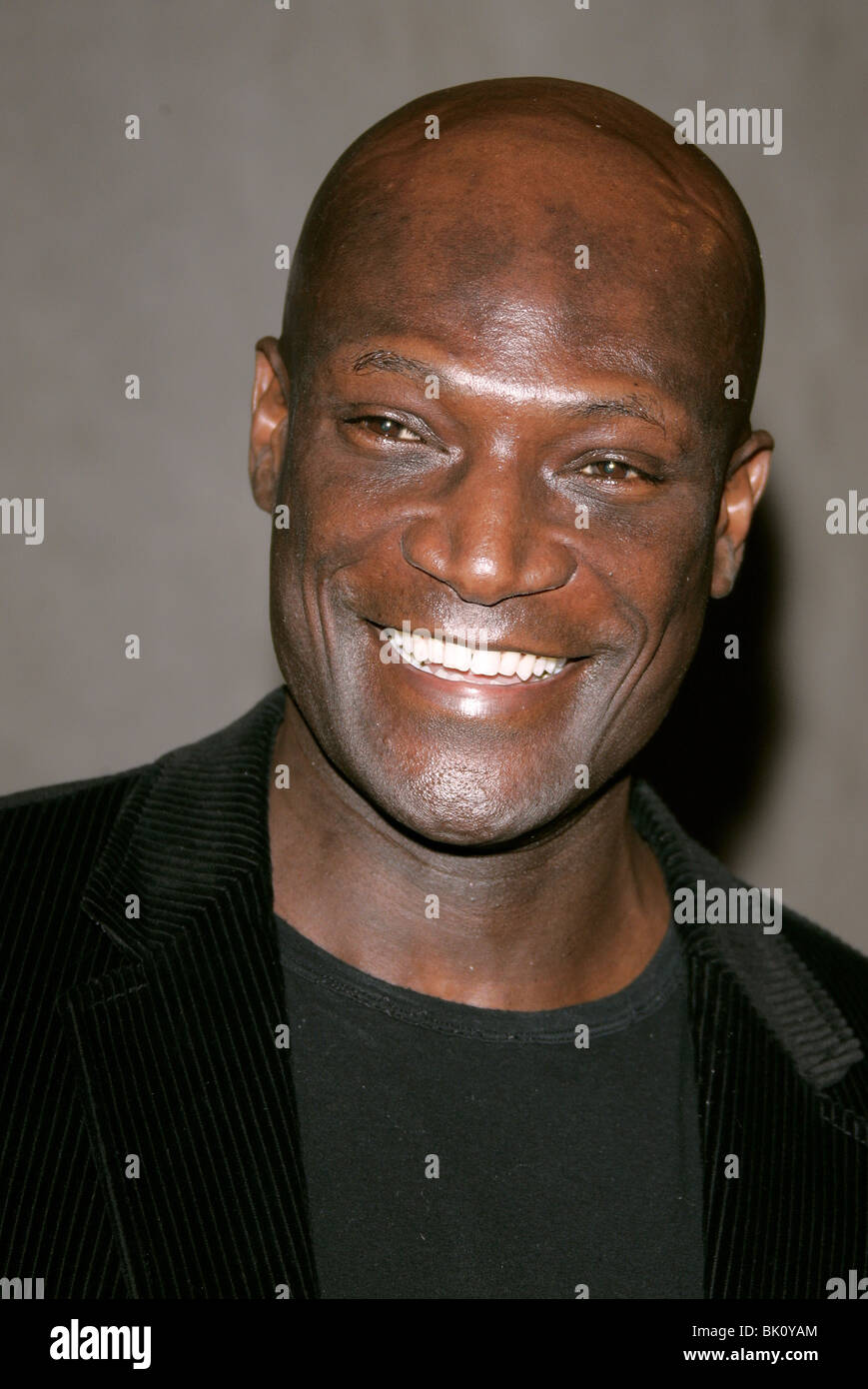 PETER MENSAH THIEF TV SERIES PREMIERE WEST HOLLYWOOD CALIFORNIA USA 21 March 2006 - Stock Image