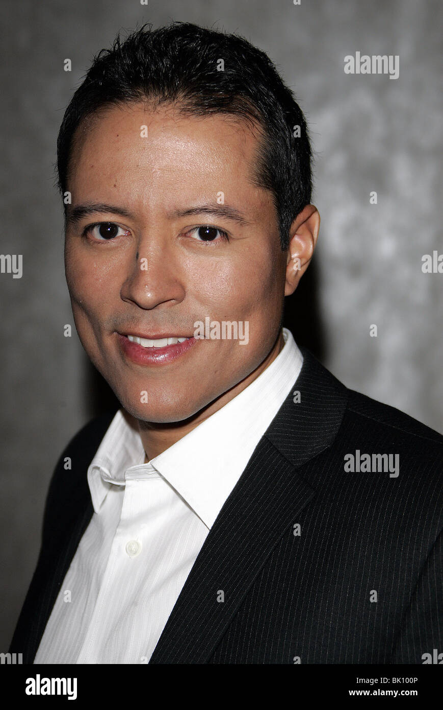 YANCEY ARIAS THIEF TV SERIES PREMIERE WEST HOLLYWOOD CALIFORNIA USA 21 March 2006 - Stock Image