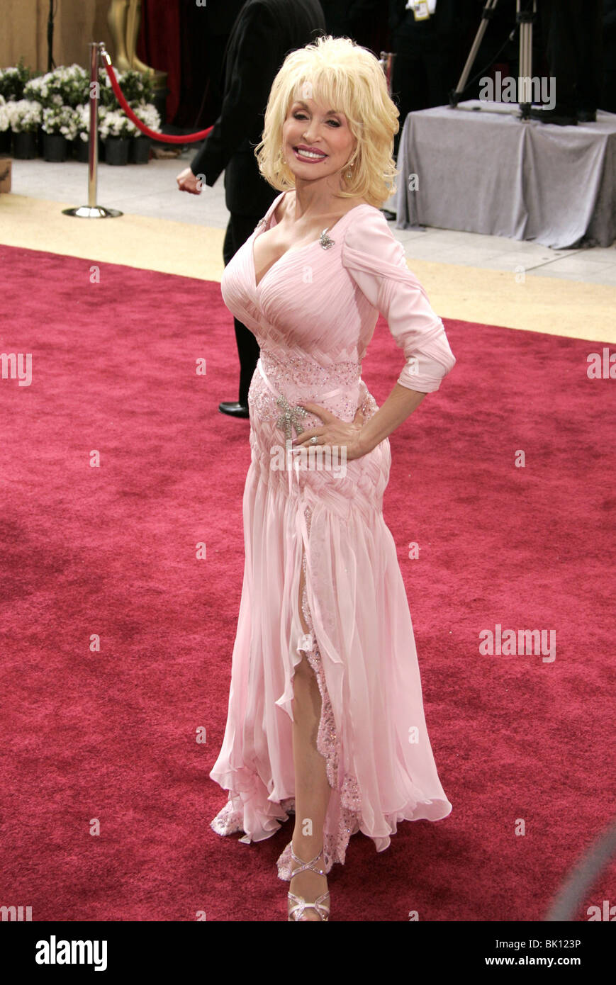 Dolly Parton 78th Academy Awards Kodak Theatre Hollywood Los Angeles