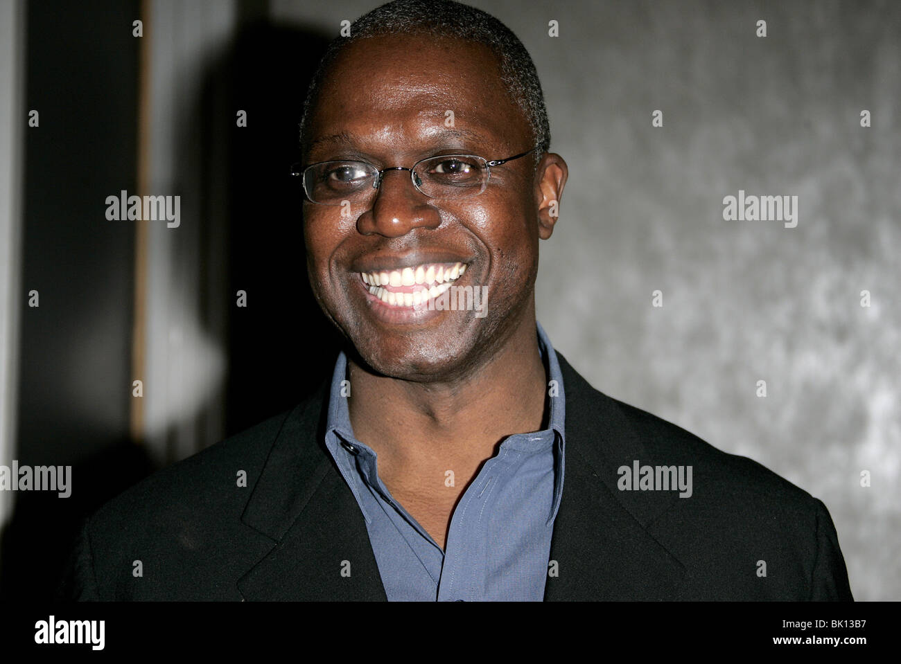 ANDRE BRAUGHER THIEF TV SERIES PREMIERE WEST HOLLYWOOD CALIFORNIA USA 21 March 2006 - Stock Image