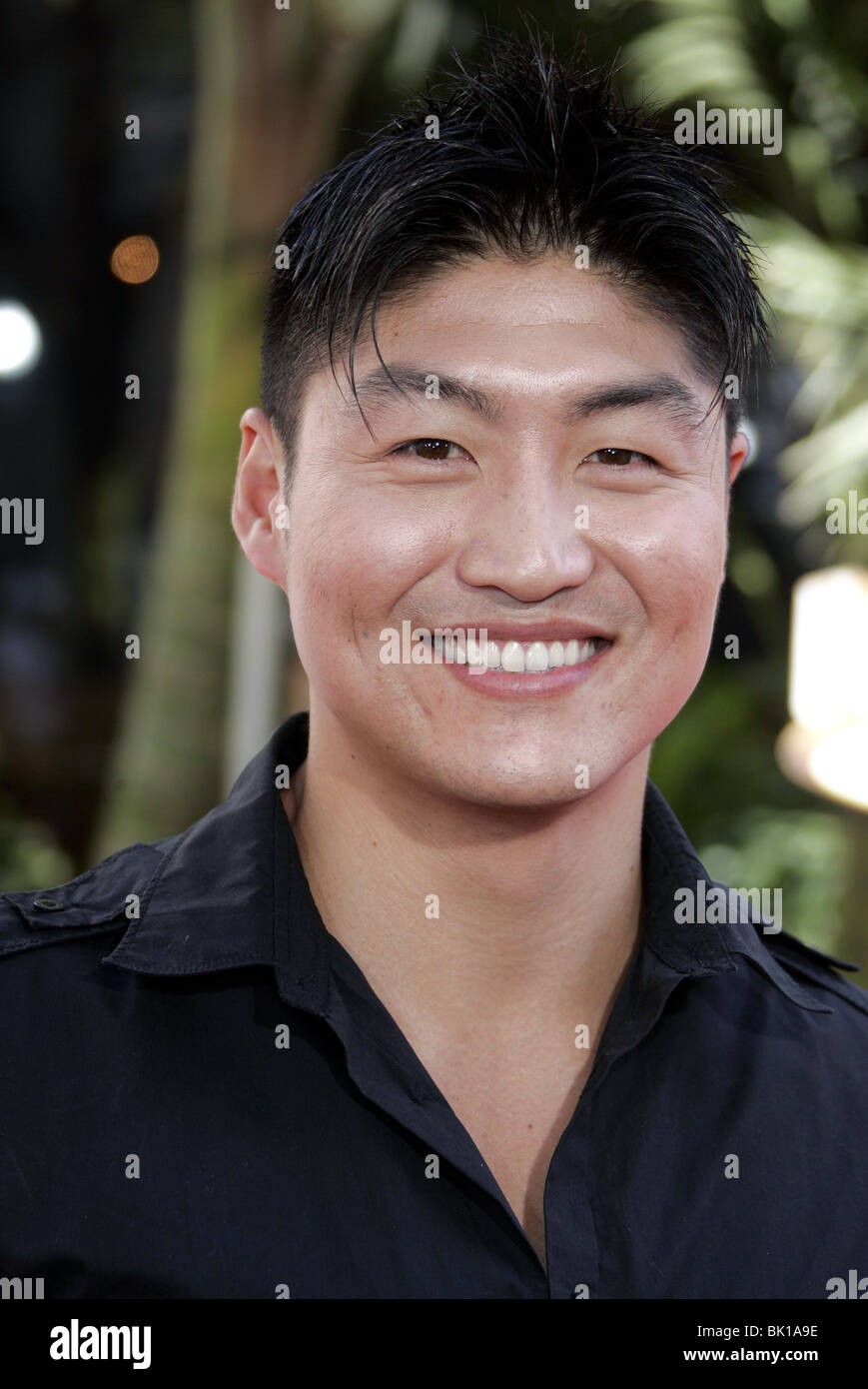 brian tee the fast and the furious tokyo drift world premiere stock photo 28918890 alamy. Black Bedroom Furniture Sets. Home Design Ideas