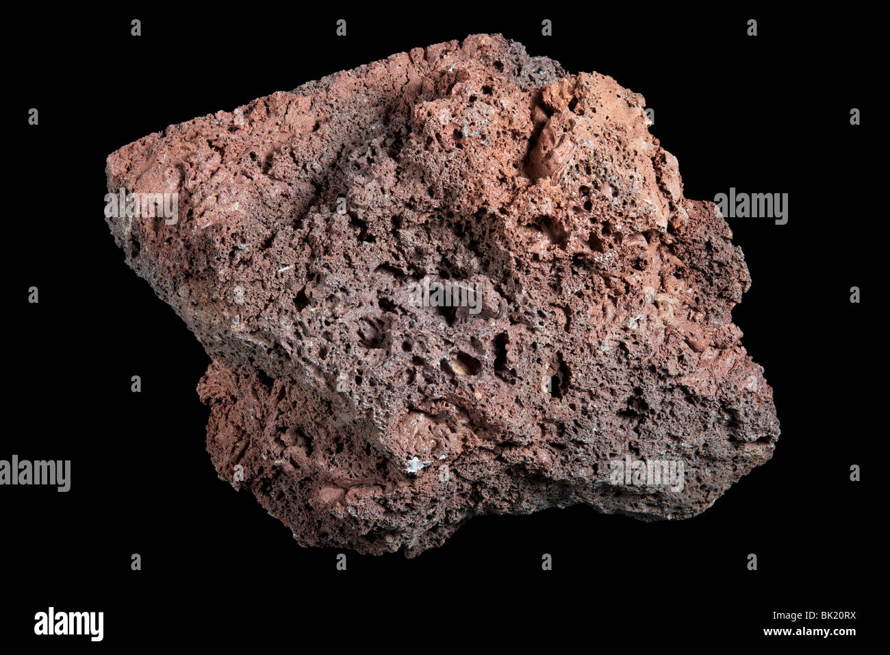 Scoria Igneous Rock Stock Photo 28933406 Alamy