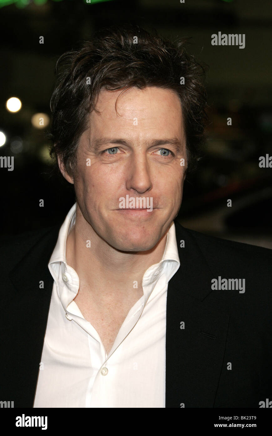 HUGH GRANT MUSIC AND LYRICS LOS ANGELES PREMIERE GRAUMANS CHINESE THEATRE HOLLYWOOD LOS ANGELES USA 07 February - Stock Image