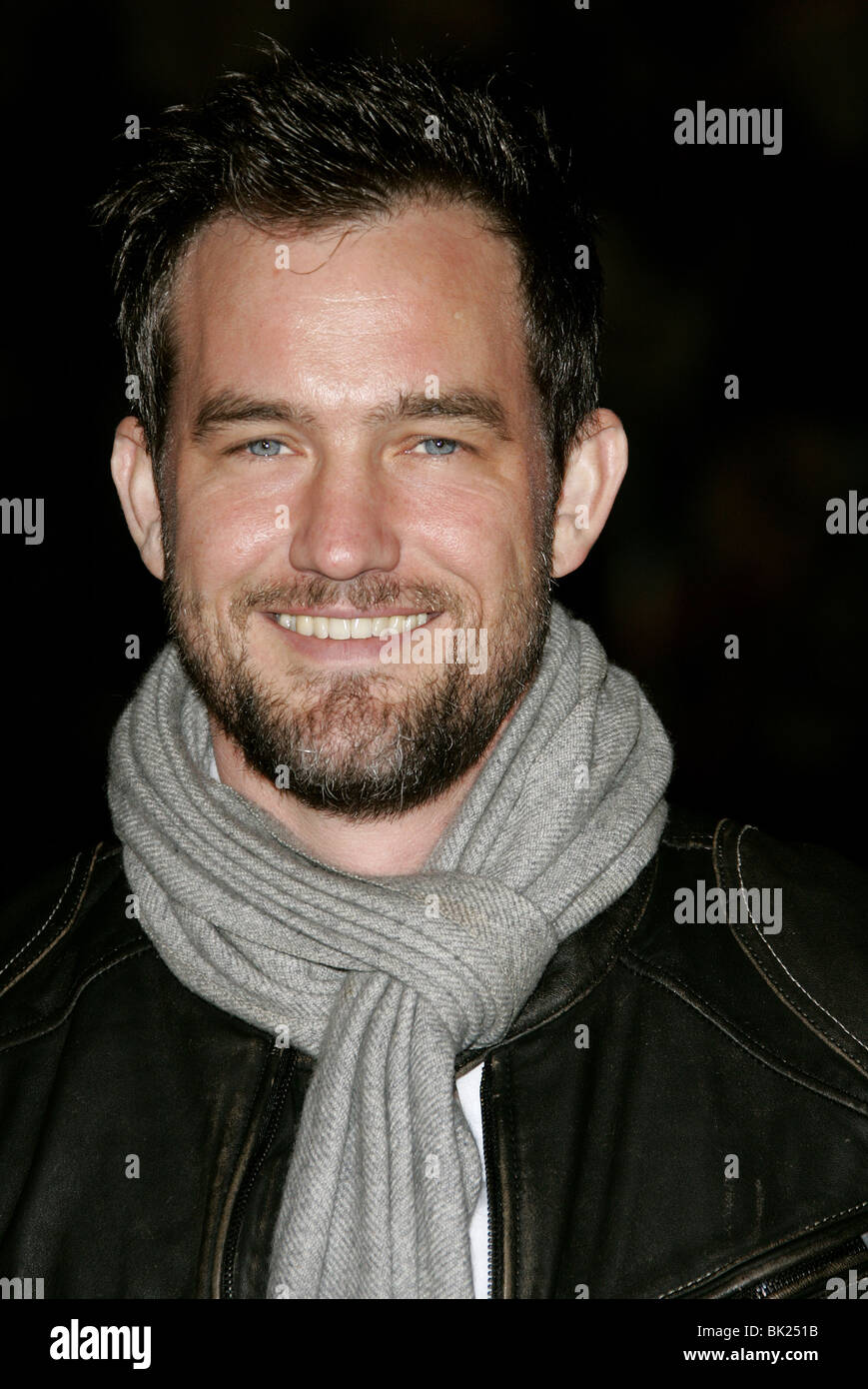 MAURY STERLING SMOKIN ACES WORLD PREMIERE GRAUMANS CHINESE HOLLYWOOD LOS ANGELES USA 18 January 2007 - Stock Image