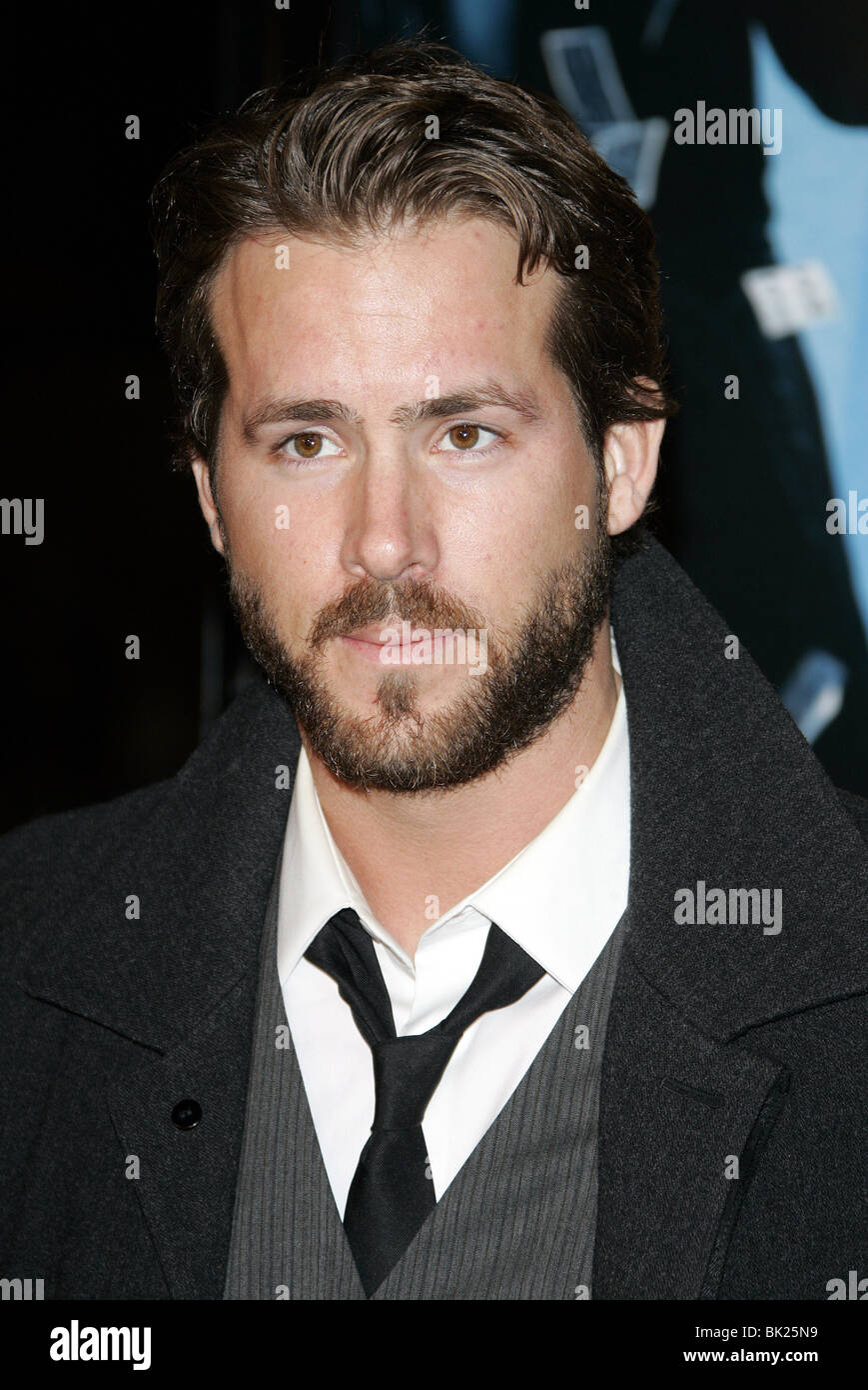 RYAN REYNOLDS SMOKIN ACES WORLD PREMIERE GRAUMANS CHINESE HOLLYWOOD LOS ANGELES USA 18 January 2007 - Stock Image