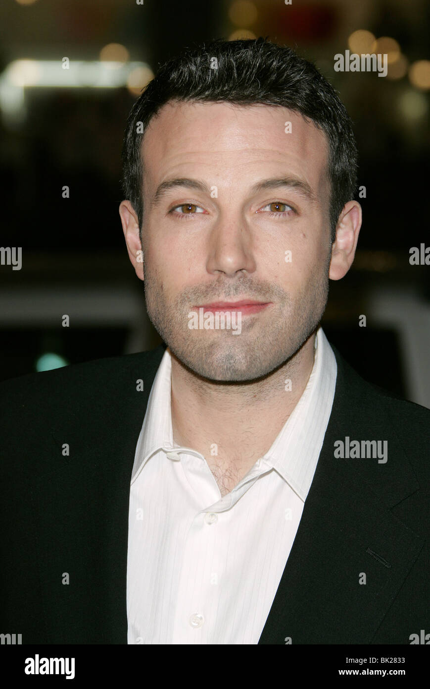 BEN AFFLECK SMOKIN ACES WORLD PREMIERE GRAUMANS CHINESE HOLLYWOOD LOS ANGELES USA 18 January 2007 - Stock Image