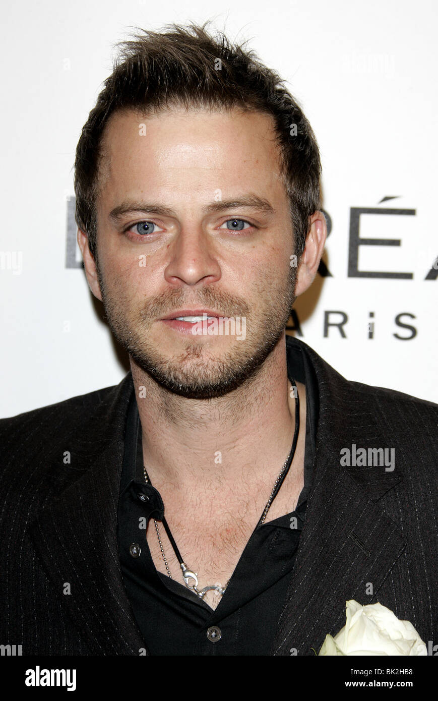 CARMINE GIOVINAZZO THE WEINSTEIN COMPANYS 2007 GOLDEN GLOBES AFTER PARTY BEVERLY HILLS HOTEL BEVERLY HILLS LOS ANGELES - Stock Image
