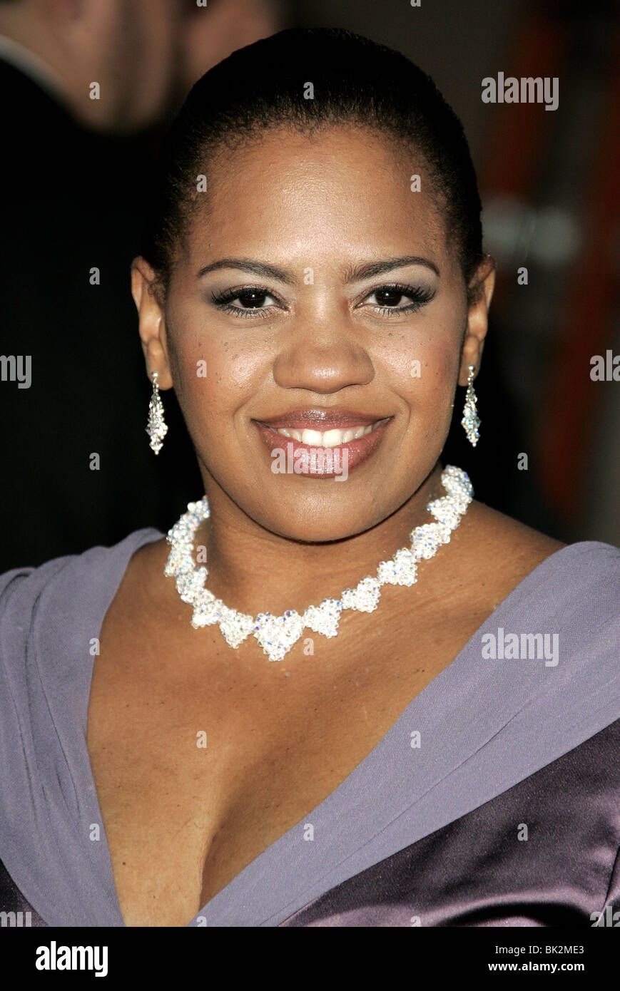 CHANDRA WILSON 33RD PEOPLES CHOICE AWARDS DOWNTOWN LOS ANGELES USA 09 January 2007 - Stock Image