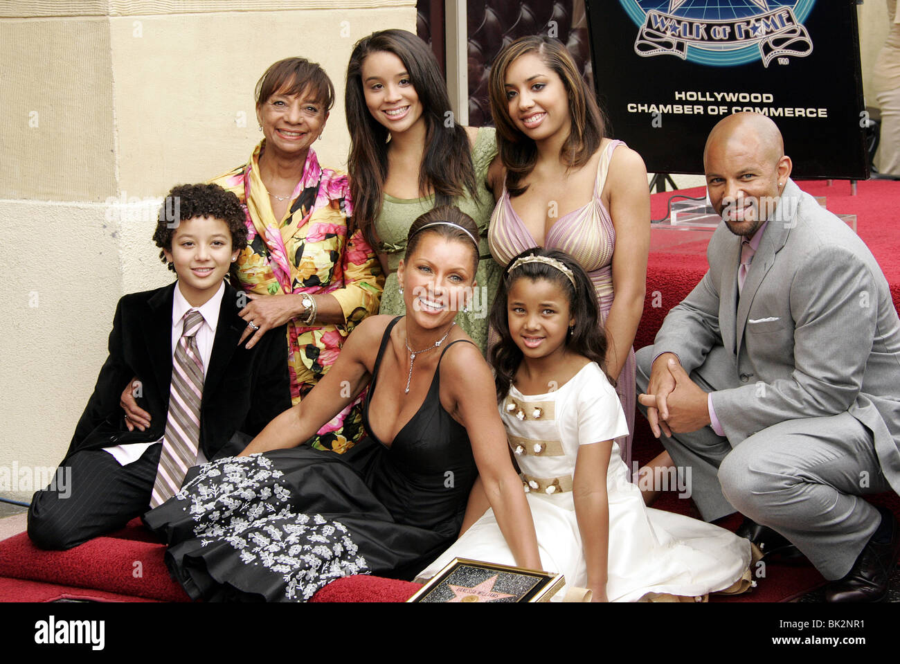 Pictures Of Vanessa Williams Kids
