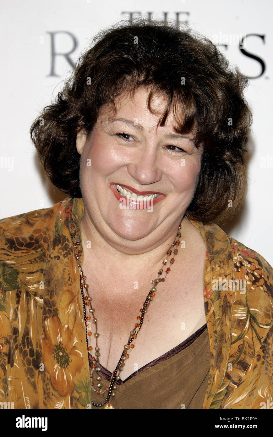 MARGO MARTINDALE THE RICHES TV PREMIERE CENTURY CITY LOS ANGELES USA 10 March 2007 - Stock Image