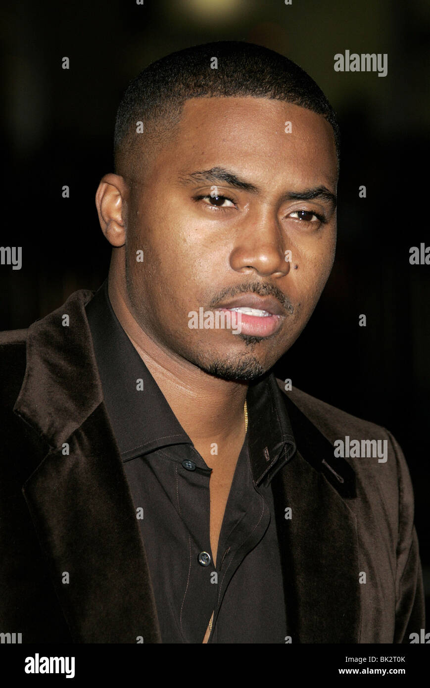 NAS BLOOD DIAMOND PREMIERE GRAUMAN'S CHINESE THEATRE HOLLYWOOD USA 06 December 2006 - Stock Image