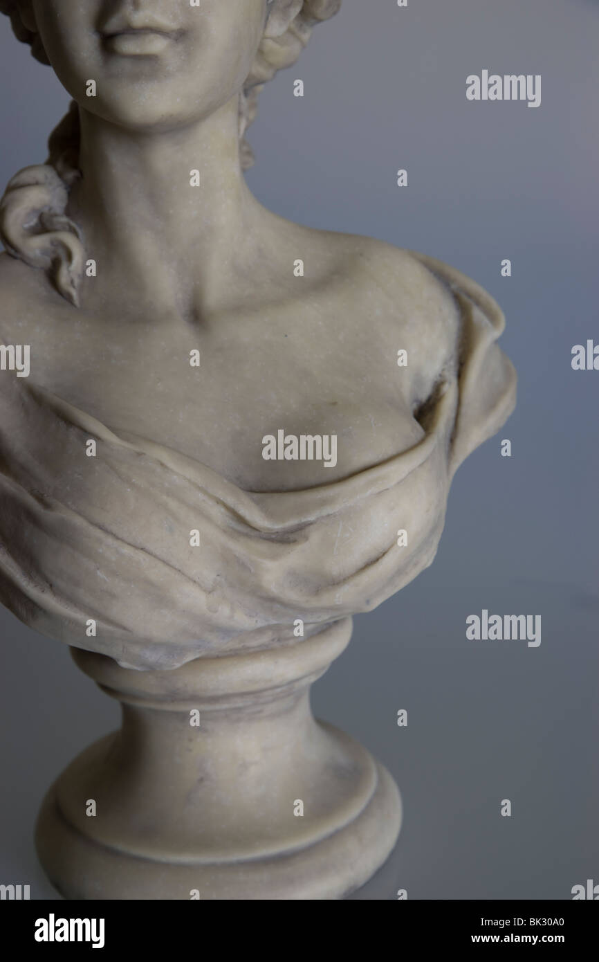 Classical Study Stock Photo