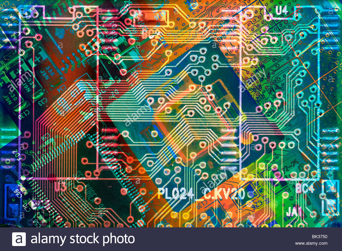 Computer Altered Stock Photos Images Alamy Circuit Board And Binary Code Forming A Mysterious Night Landscape Of Chip Cpu Central Processing Unit Digital Circuitry Transistor Complexity Data