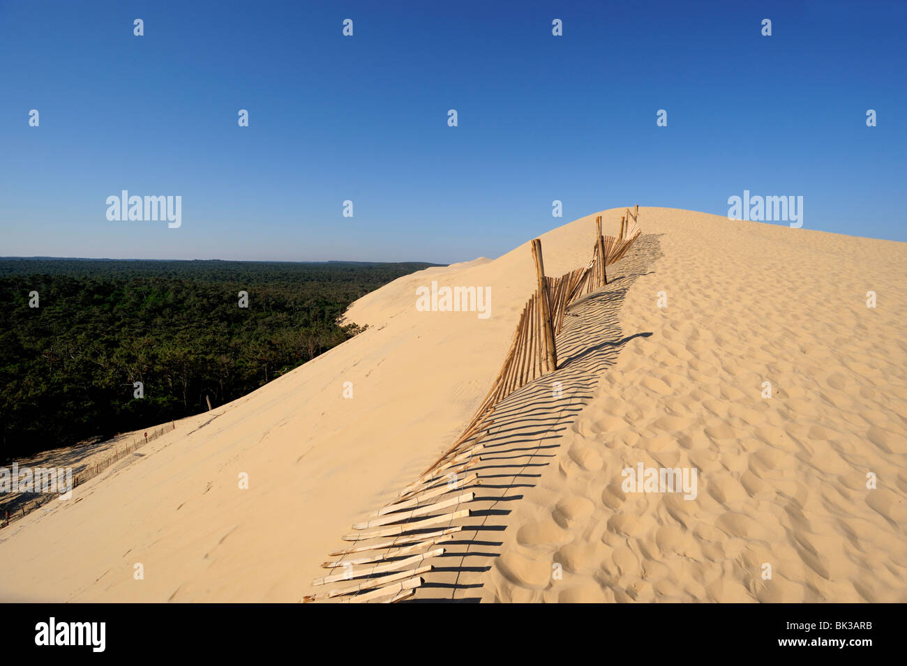 Arcachon Dunes High Resolution Stock Photography And Images Alamy