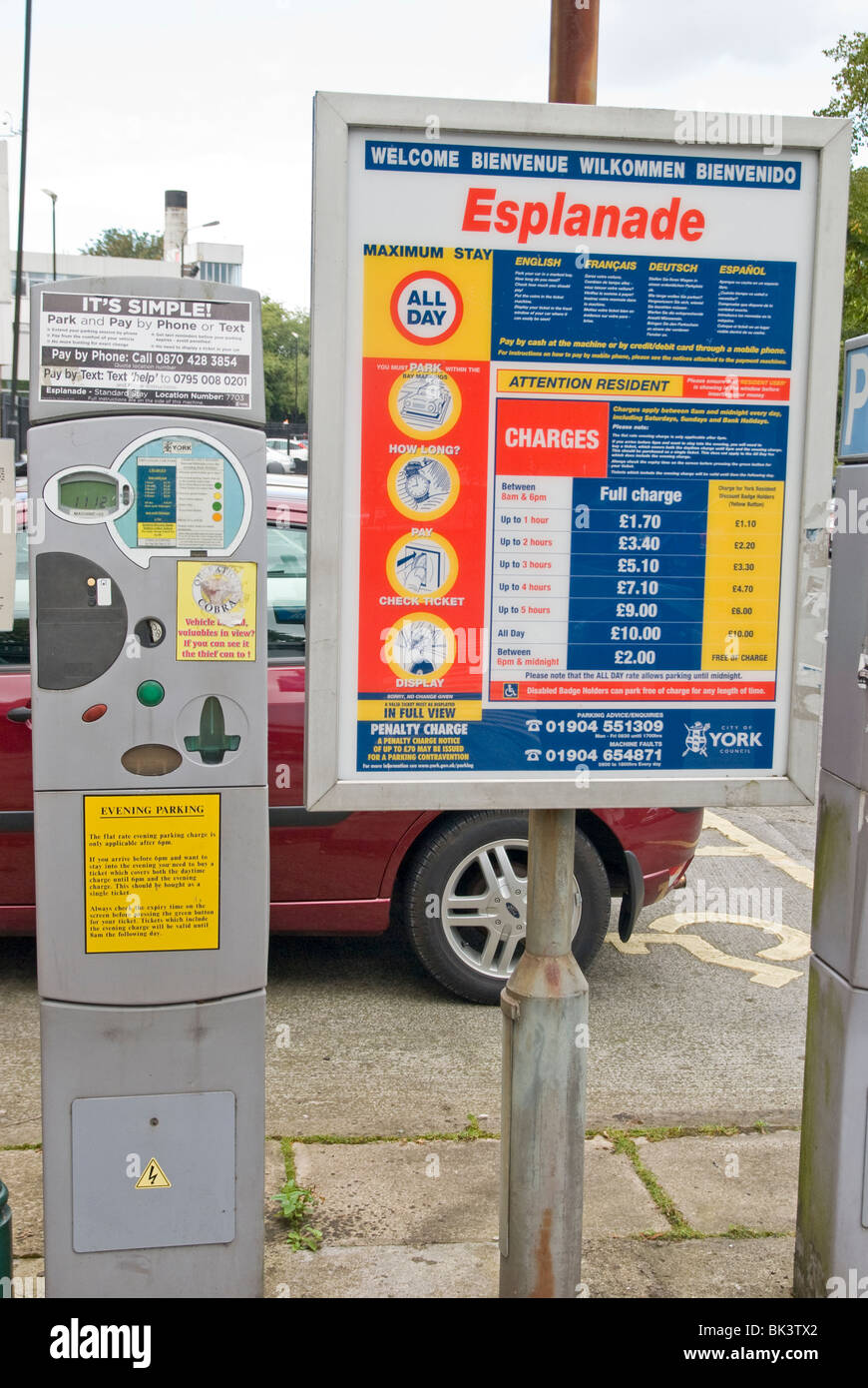 Belfast City Hospital Car Parking Charges