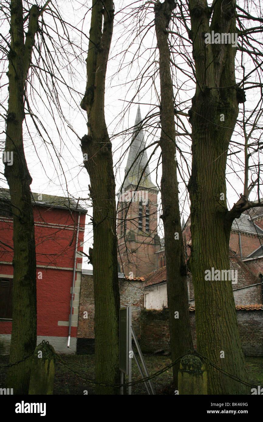 Beleoil, Belgium - Stock Image
