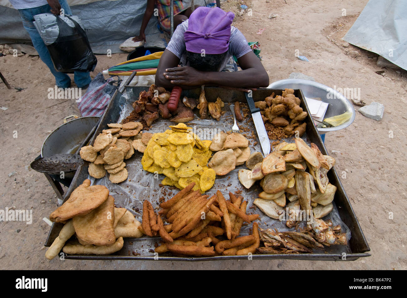 haiti food street stock photos haiti food street stock images alamy