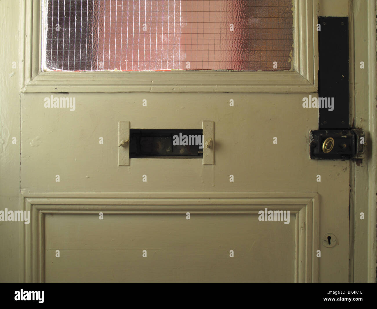 Letterbox Door Inside Stock Photos Letterbox Door Inside Stock