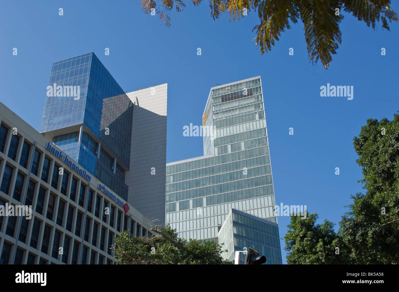 Tel Aviv, Israel, Middle East - Stock Image