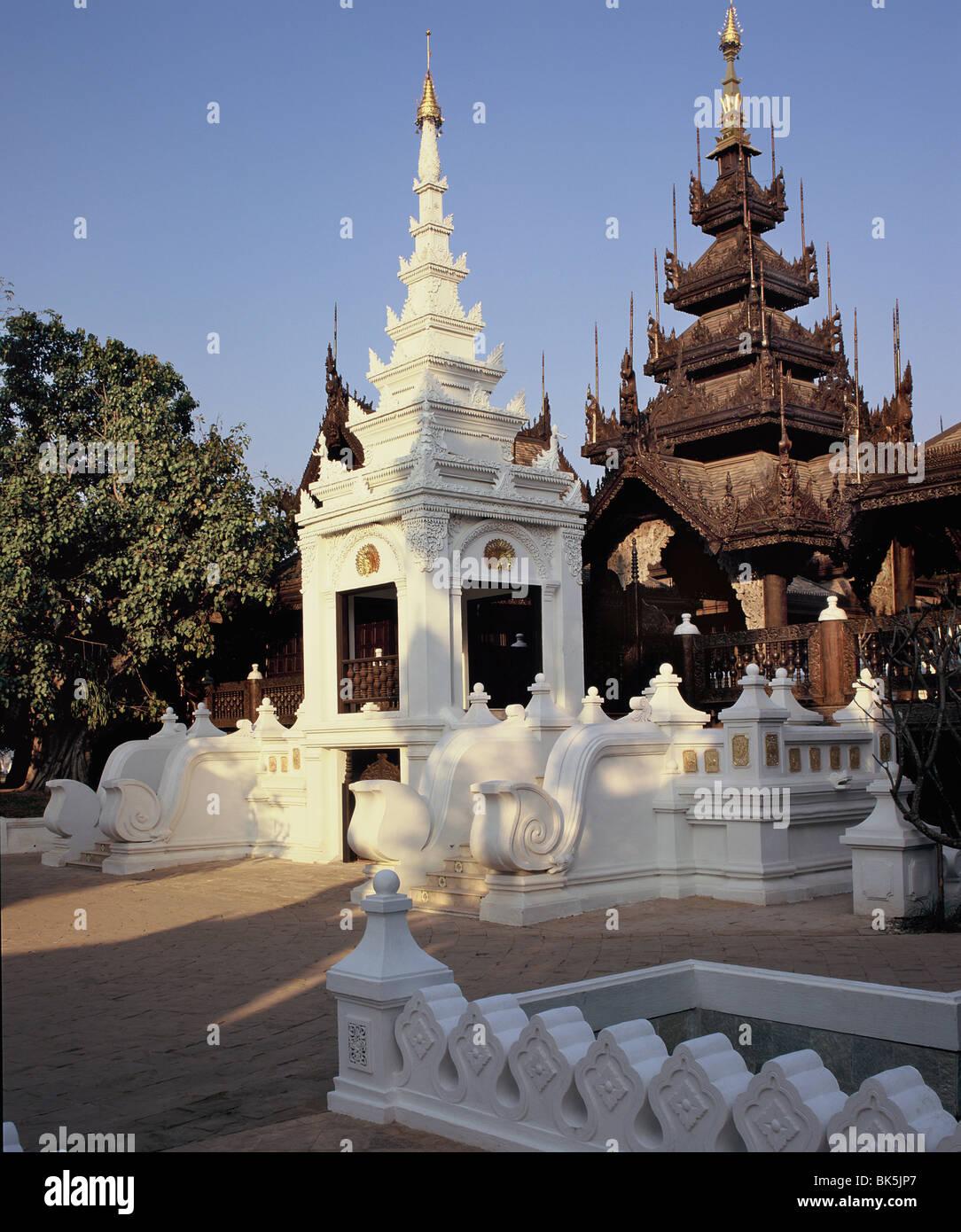 The Dheva Spa at the Mandarin Oriental Dhara Dhevi, Chiang Mai, Thailand, Southeast Asia, Asia - Stock Image