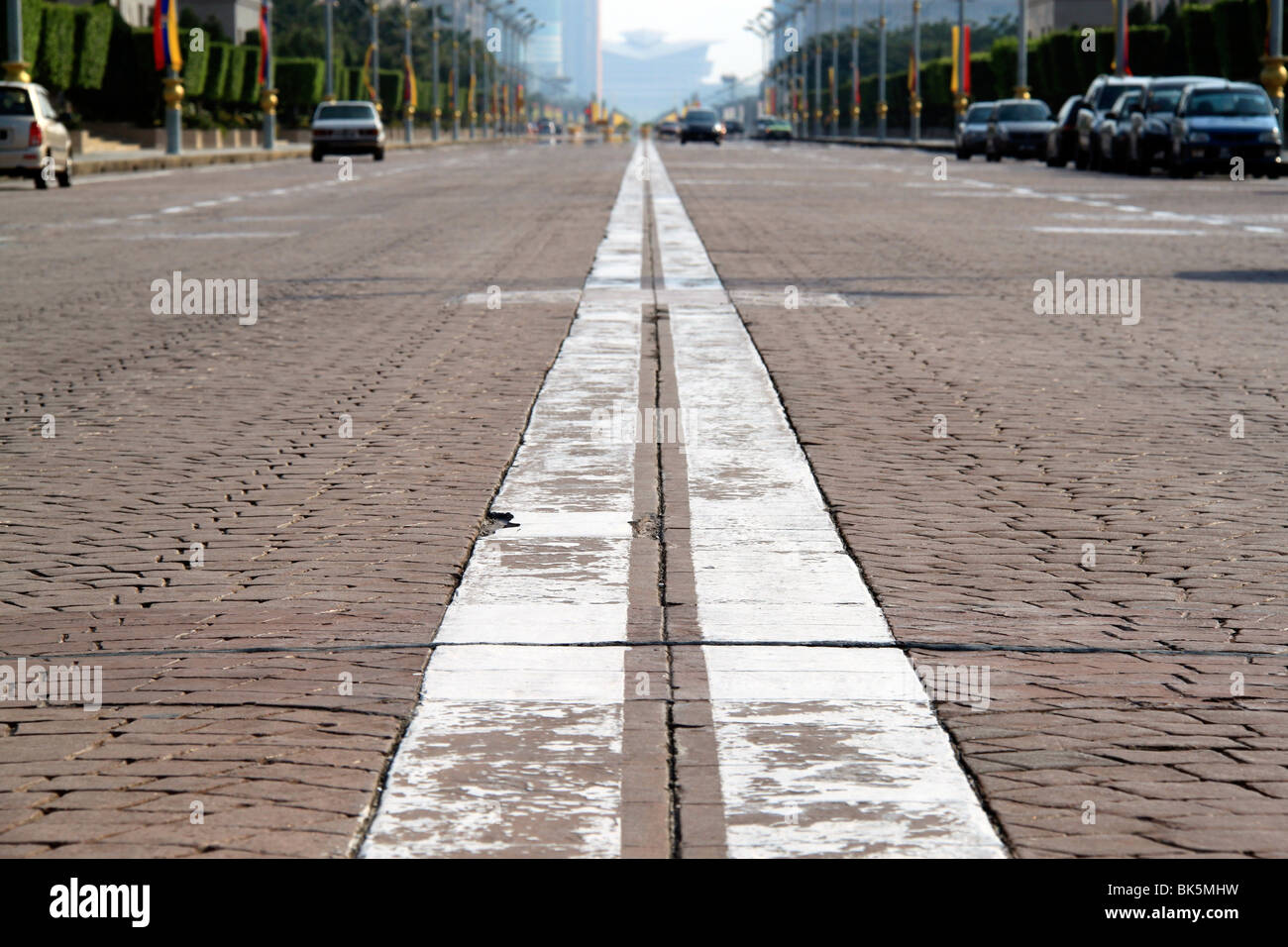 The Road - Stock Image