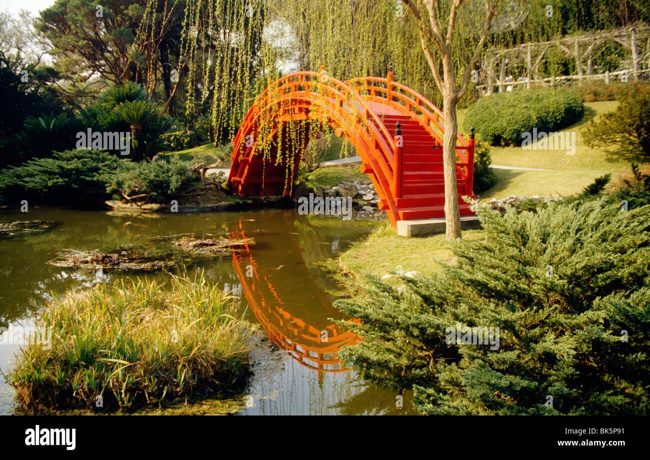 Japanese Garden Huntington Gardens San Marino California Usa