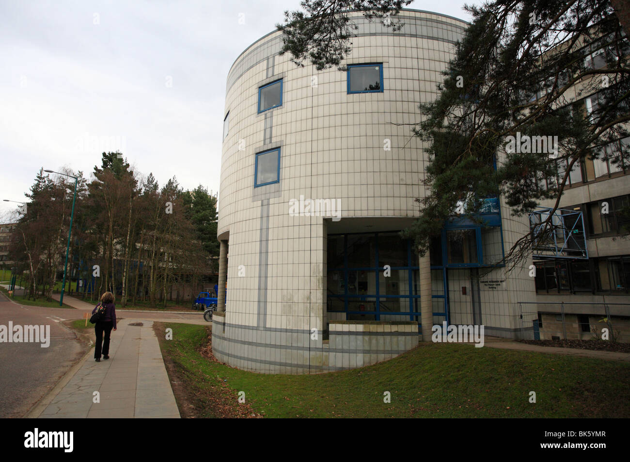 The Climatic Research Unit at the University of East Anglia, Norwich, Norfolk. - Stock Image