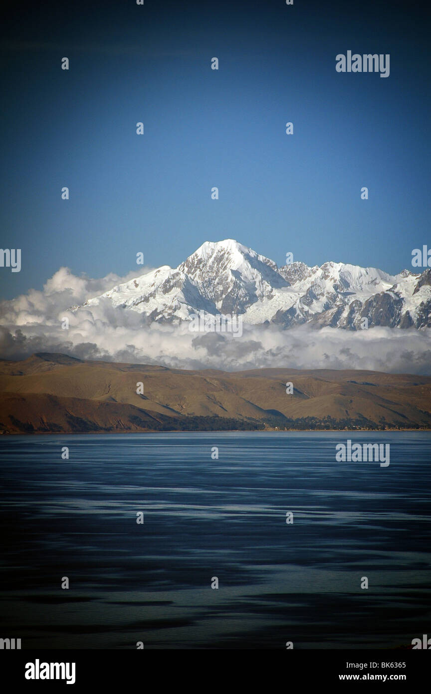 Lago de Titicaca, Bolivia - Stock Image